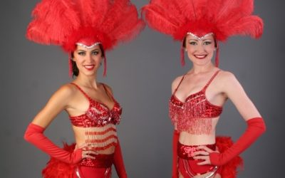 Hire Showgirls For Your Next Casino Themed Party or Event